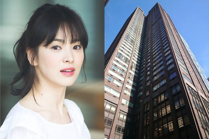 Apartemen Song Hye Kyo di Manhattan