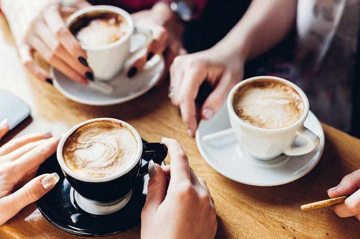 Jangan minum kopi setelah jam 5 sore
