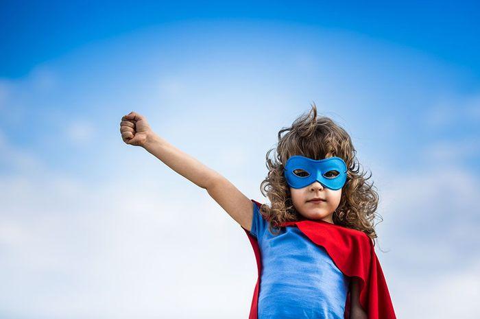 Memijat anak saat bayi dapat membantu ia tumbuh menjadi sosok yang pemberani dan percaya diri