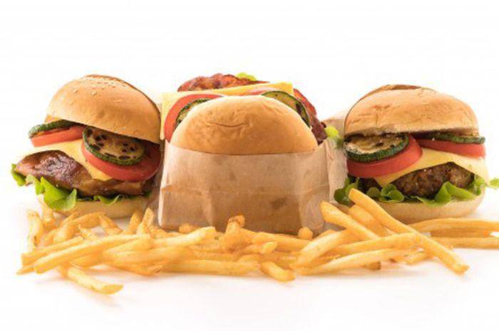 Ilustrasi Junk Food (Freepik)