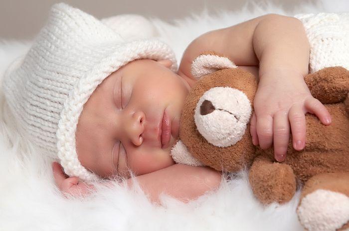 bayi tidur siang 30 menit bikin ingatannya lebih bagus