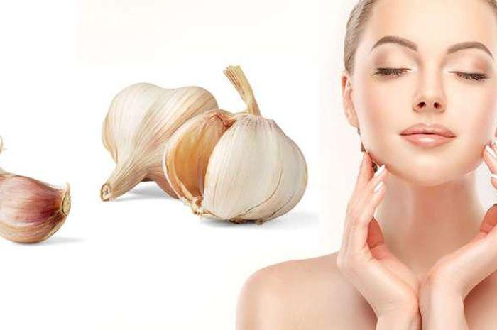 Hasil gambar untuk gambar Masker bawang putih