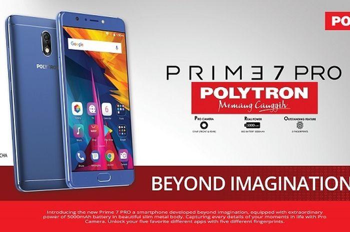 Spesifikasi Polytron Prime 7 Pro Hape Murah Dengan Baterai 5000 Mah