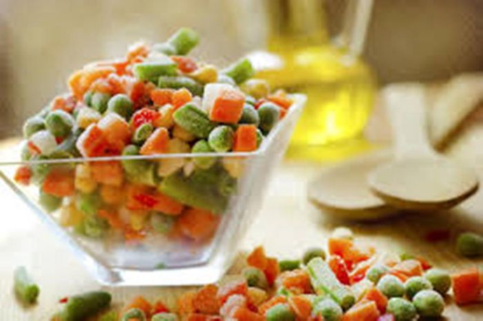 Makanan Beku tetap sehat dan bergizi asalkan tahu cara menyimpan dan mengolahnya.