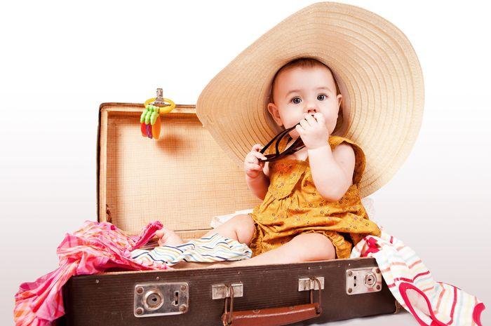 Bepergian dengan Si Kecil punya banyak manfaat