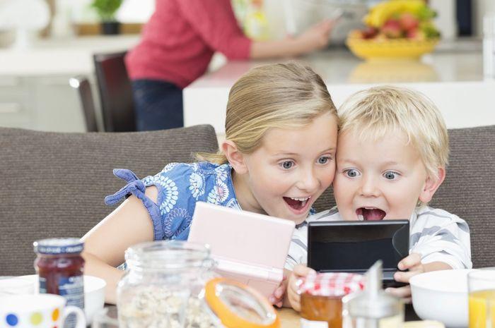 Games tak selalu 'jahat' bagi anak