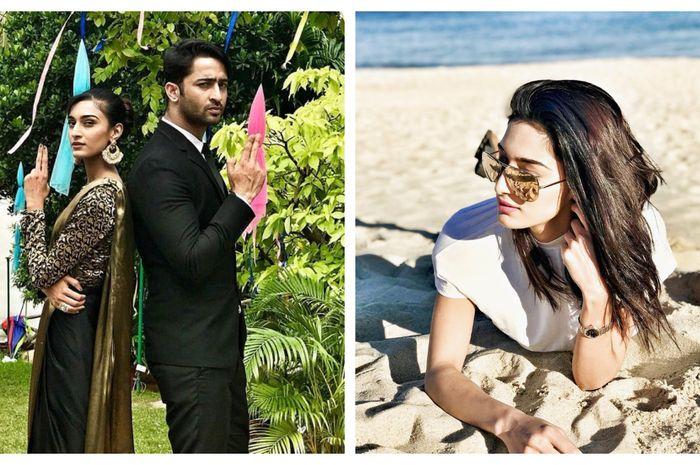 Pernah Dikabarkan Menjalin Kasih Dengan Shaheer Seikh, Ini Sosok Erica