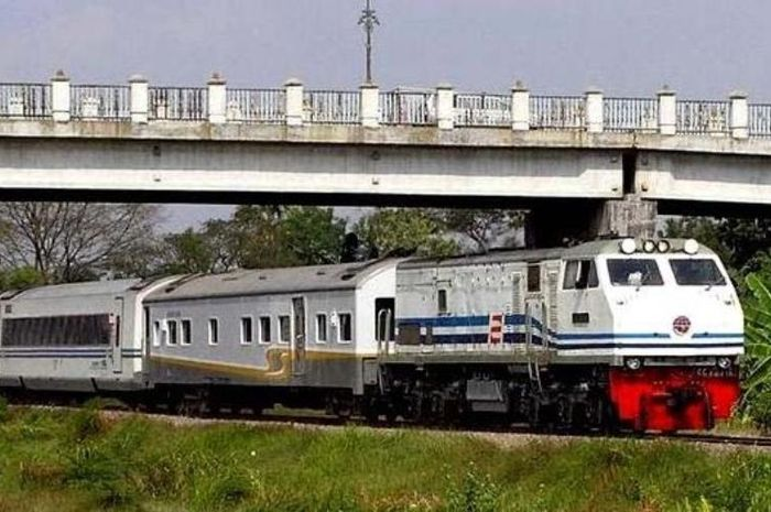 Tiket kereta api promo (Tribun News)