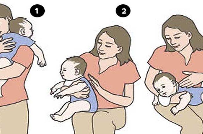 Ini Pentingnya Menyendawakan Bayi Setelah Menyusui Begini Panduannya Semua Halaman Nakita