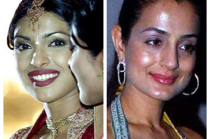 Make Up Berantakan, 5 Aktris Bollywood ini Dikritik Habis-habisan