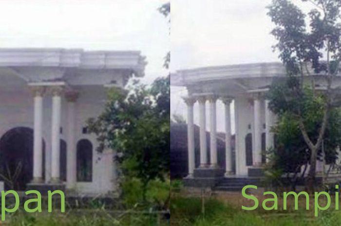 Rumah Abunawas yang menghebohkan