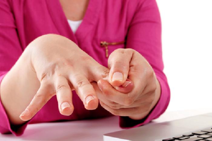 Sering kesemutan di ujung jari, gejala penyakit serius.