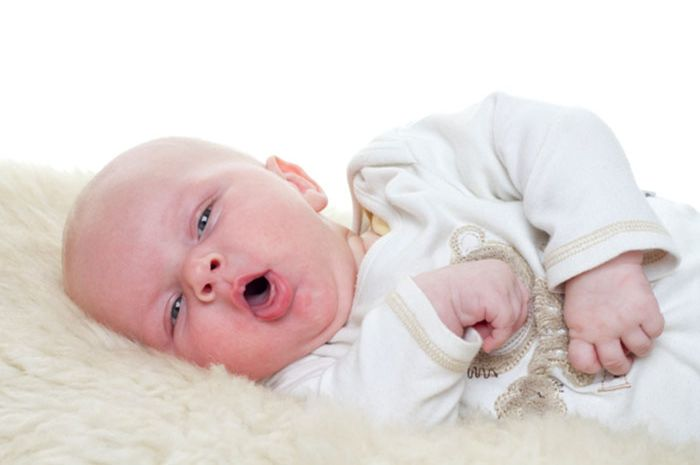 Bayi Batuk