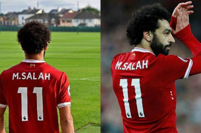 Pemain sepakbola Liverpool, M Salah