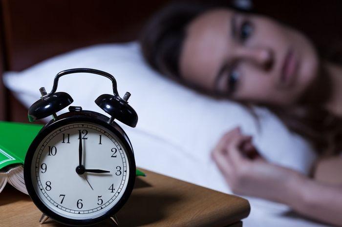 Jangan anggap remeh masalah susah tidur