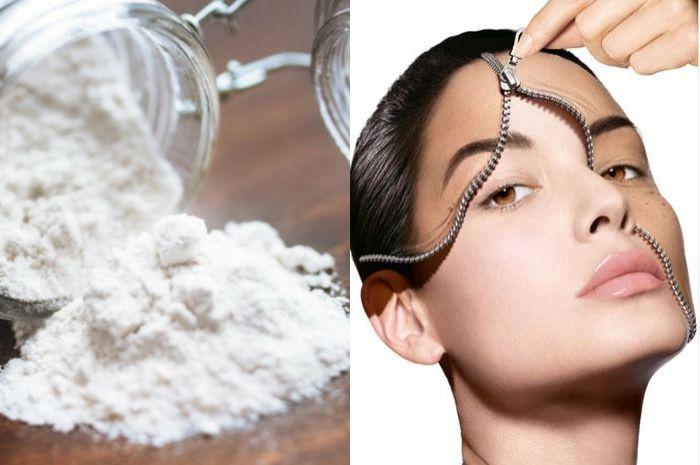 Ingin Memutihkan Kulit Dengan Cepat Dan Alami Gunakan Tepung Beras