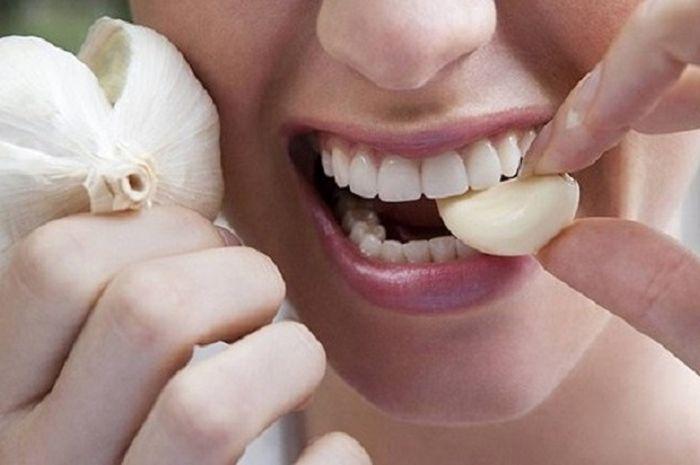 Jika emiliki salah satu dari 6 kondisi ini, jangan mengonsumsi bawang putih