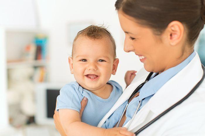 Memilih dokter yang tepat untuk Si Kecil