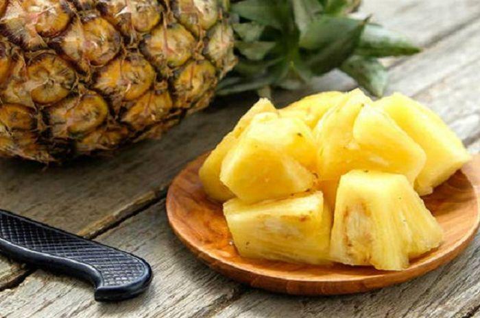 7 alasan mengapa harus makan nanas setiap hari