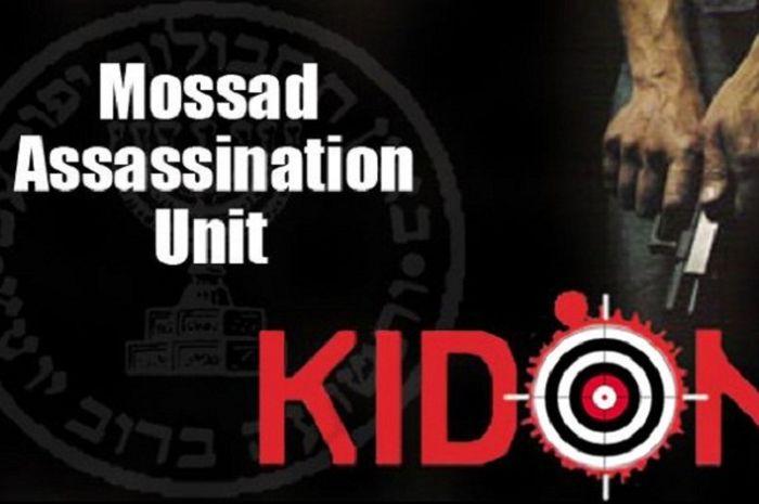 Kidon, tim pembunuh agen rahasia Mossad