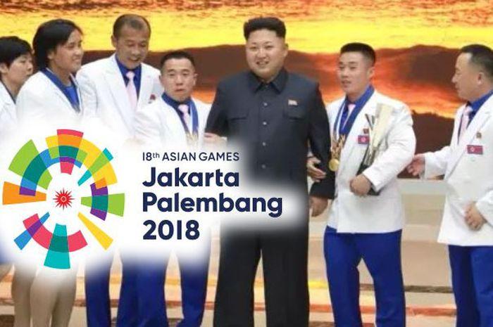 Janji Kim Jong-un untuk Asian Games 2018: Menang Dapat Rumah