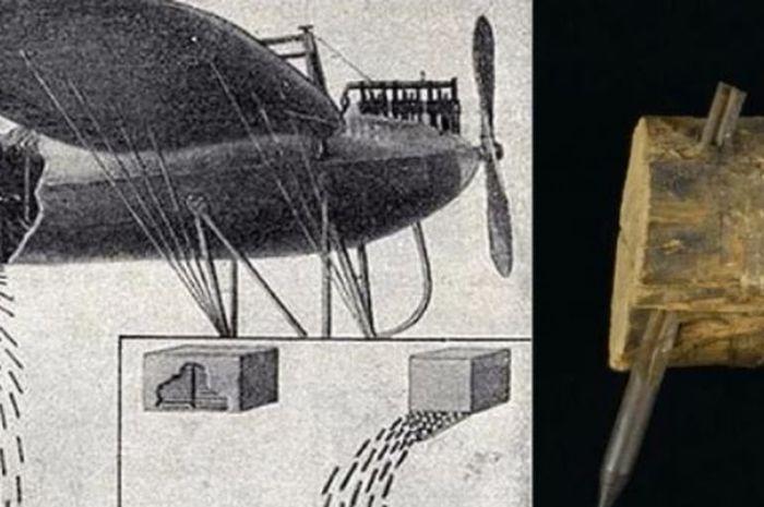 Flechtte, senjata mematikan pada Perang Dunia I