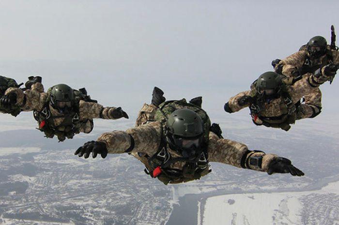Spetsnaz, pasukan khusus Rusia