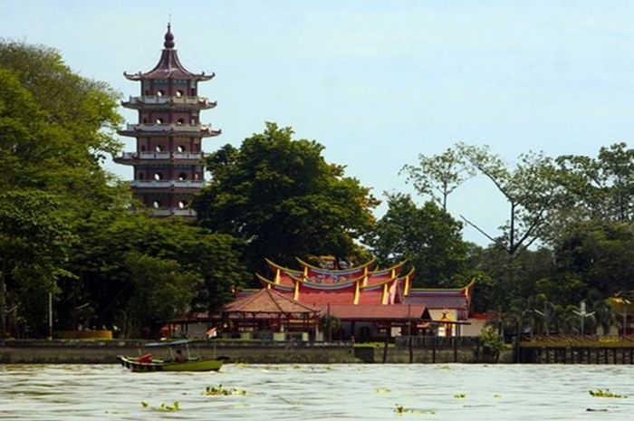 Destinasi wisata Palembang