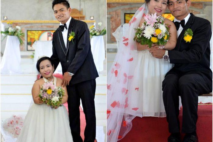 Mae Tac-an dan Lumanao bukti bahwa cinta tak memandang fisik