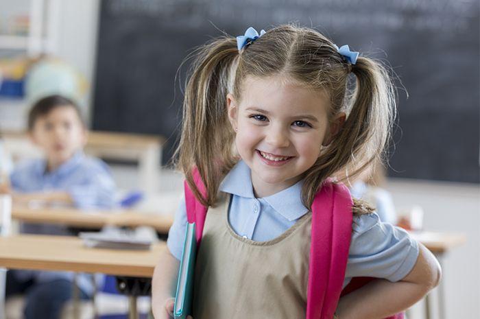 Menyiapkan anak masuk sekolah