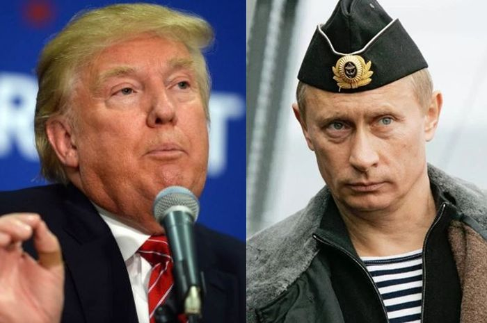 Prodil Trump dan Putin.