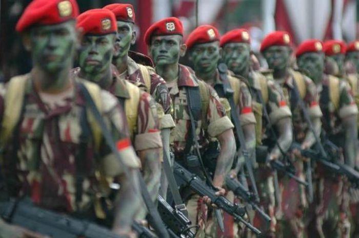 Komando Pasukan Khusus (Kopassus).