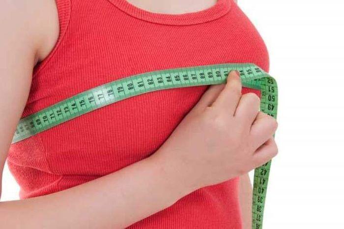 Studi mengungkapkan area payudara perempuan sering terekspos dengan perubahan ukuran karena mengikuti berat badan sehingga mudah mengendur dan menua.