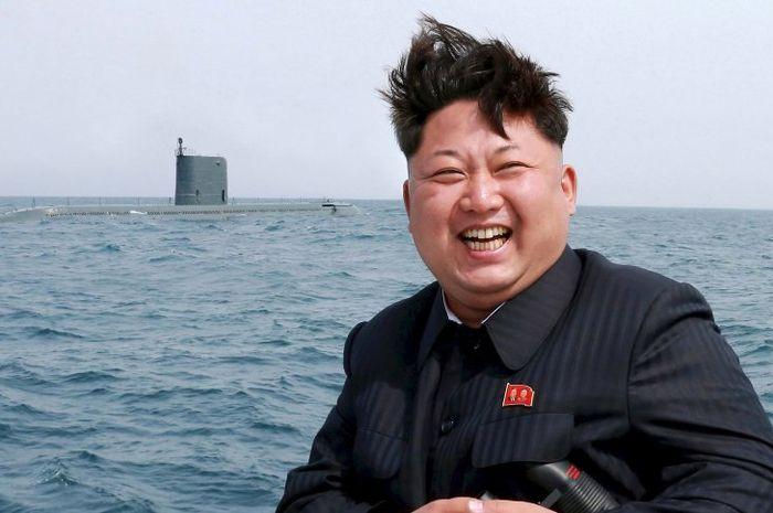 Kim Jong Un disebut sebagai titisan dewa karena tidak buang air kecil
