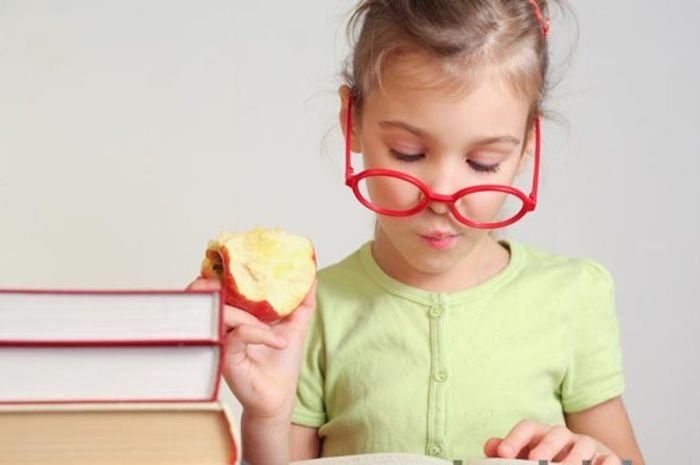 Ramuan yang membuata anak cerdas