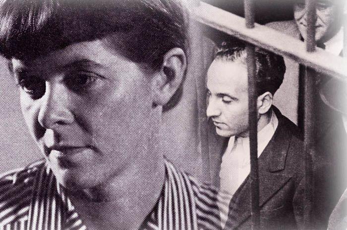 Nancy Titterton (kiri) ditemukan tewas diperkosa dan dicekik John Fiorenza a.k.a Good Friday (kanan)