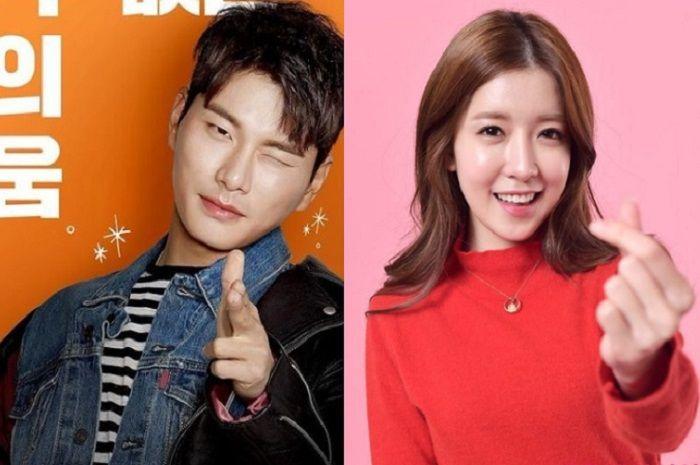 Lee Yi Kyung dan Jung In Sun pacaran