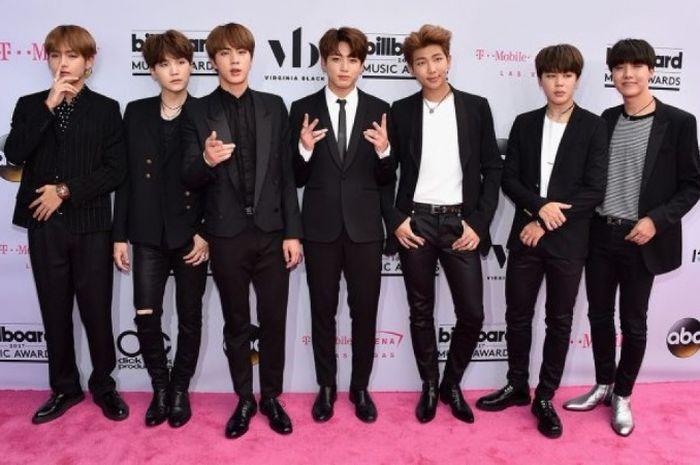 BTS masuk ke dalam nominasi Billboard lagi.
