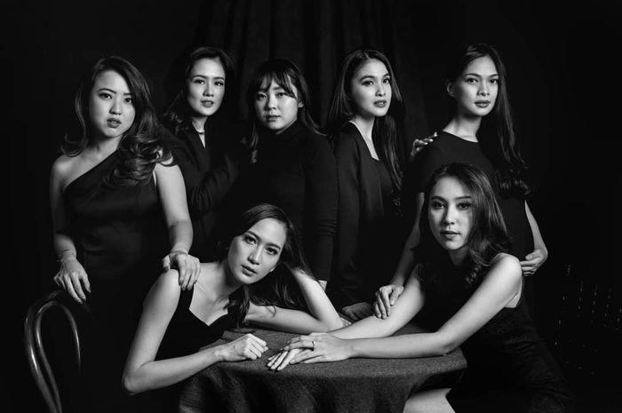 Squad Sandra Dewi