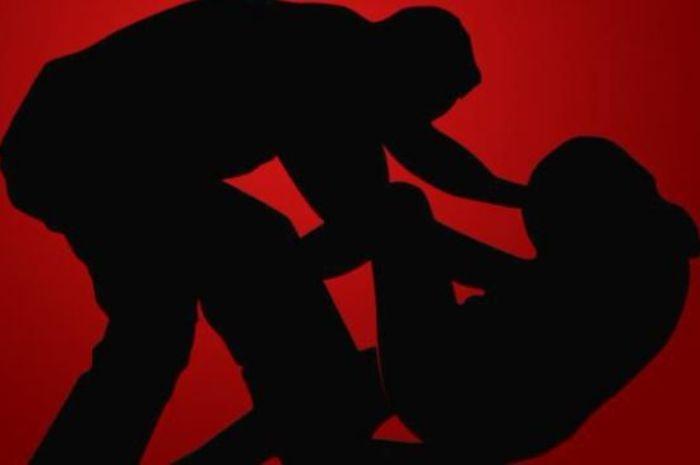 Ilustrasi pemerkosaan.