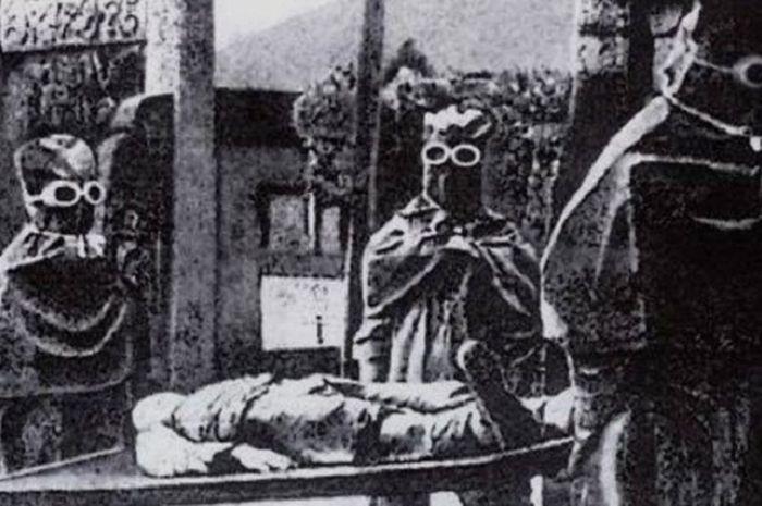 Ekperimen keji Unit 731