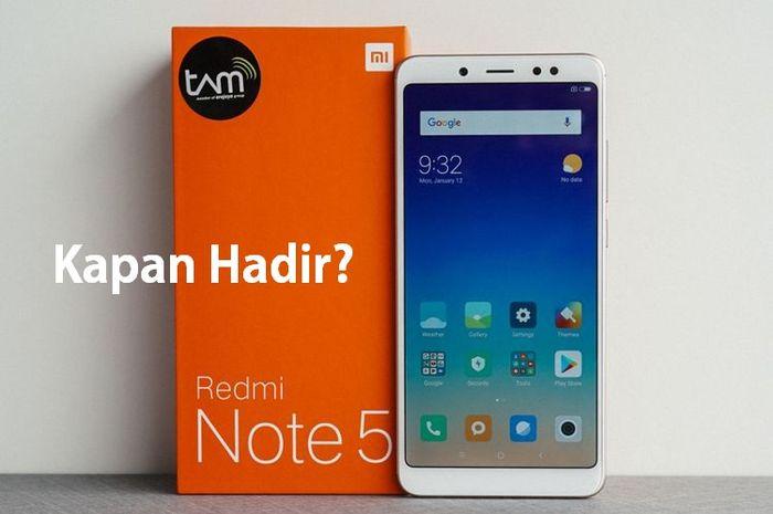 Kapan xiaomi redmi note 5 dipasarkan di indonesia catat tanggalnya nextren xiaomi redmi note 5 hadir ditanggal ini stopboris Choice Image