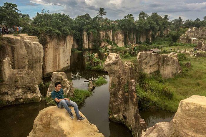 5 Tebing Di Indonesia Yang Keren Abis Salah Satu Lokasinya Sangat Dekat Dengan Jakarta Lho Semua Halaman Intisari