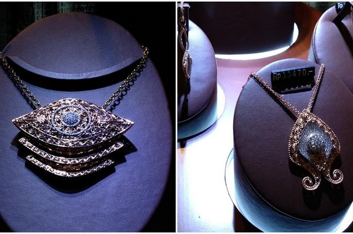 Perhiasan Tradisional Mewah Dari The Palace