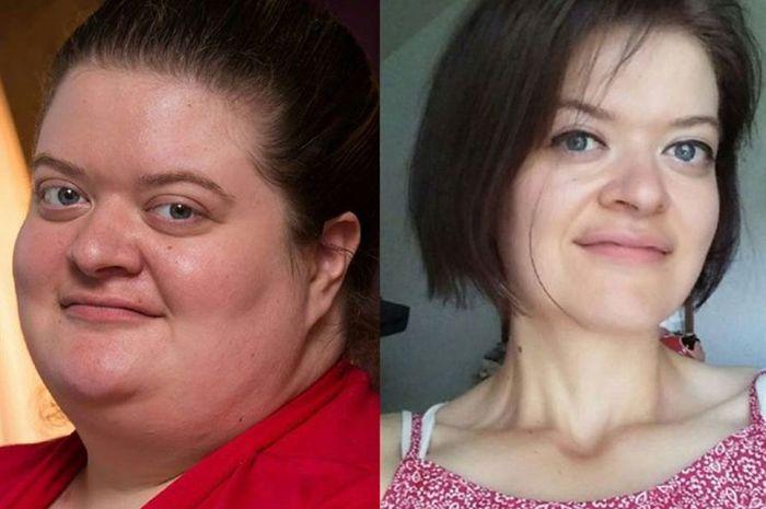 Transformasi 5 Wanita Obesitas Sukses Diet Ini Bikin Kagum