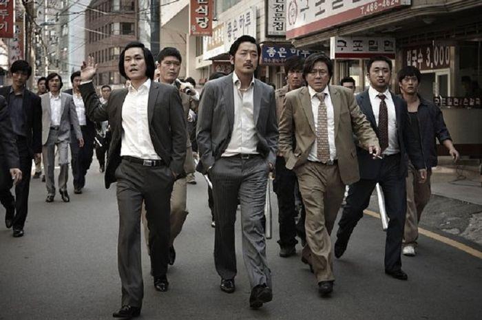 Ilustrasi Jopok, Mafia Korea