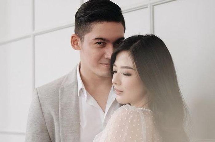 Selamat! Franda dan Samuel Zylgwyn Dikaruniai Anak Pertama, Nama dan Wajahnya Bikin Netizen Terpana