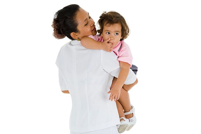 Babysitter/Pengasuh Anak.