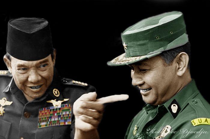 jadi, di manakan Soeharto ketika G30S terjadi?
