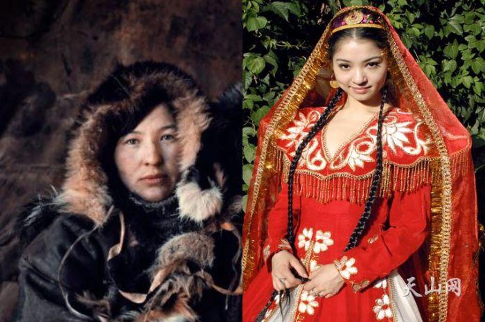 Suku-suku cantik di dunia. (Ilustrasi)